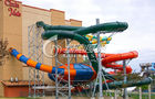 Customized Giant Spiral Water Slide for Kids and Adults Spray Park Equipment