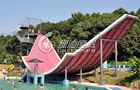 Holiday Resort Swing Water Slide Surf Wave Pool for Family Members Summer Entertainment