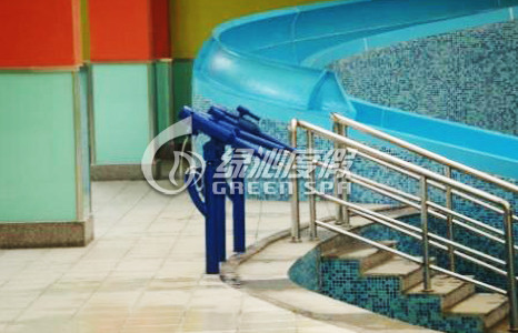 Outdoor Water Pool Toys Park Play Equipment Water Gun for Children Family Fun